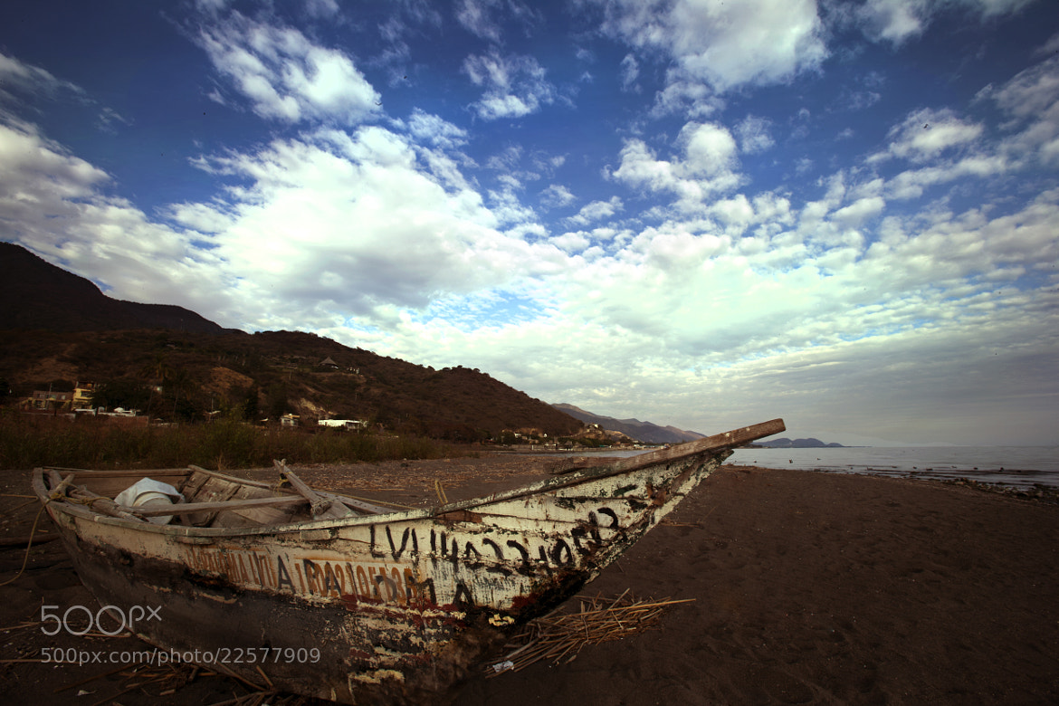 Photograph forgotten boat by Cristobal Garciaferro Rubio on 500px