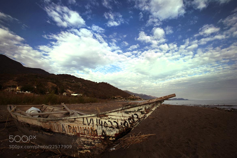 Photograph forgotten boat by Cristobal Garciaferro Rubio on 500px