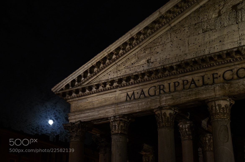 Photograph M·AGRIPPA·L·F·COS·TERTIUM·FECIT by Pierre  Brinas on 500px