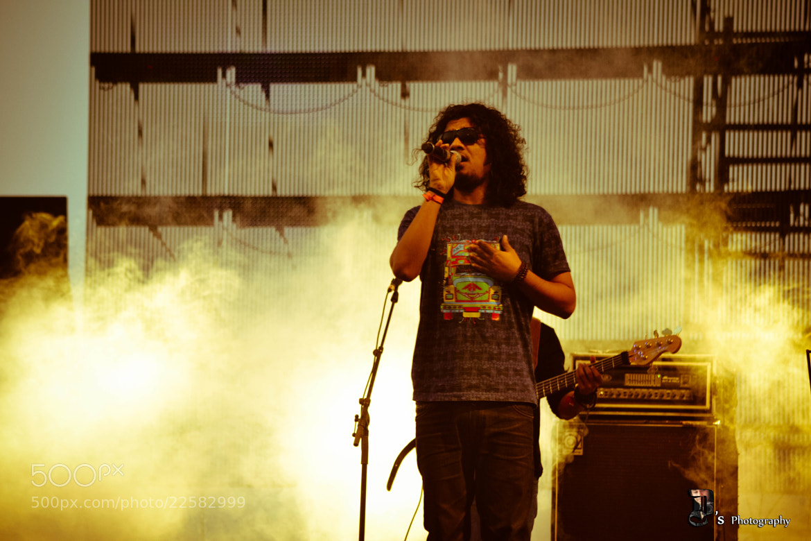 Photograph NH7 weekender 2012 : papon by Divyam Mehrotra on 500px