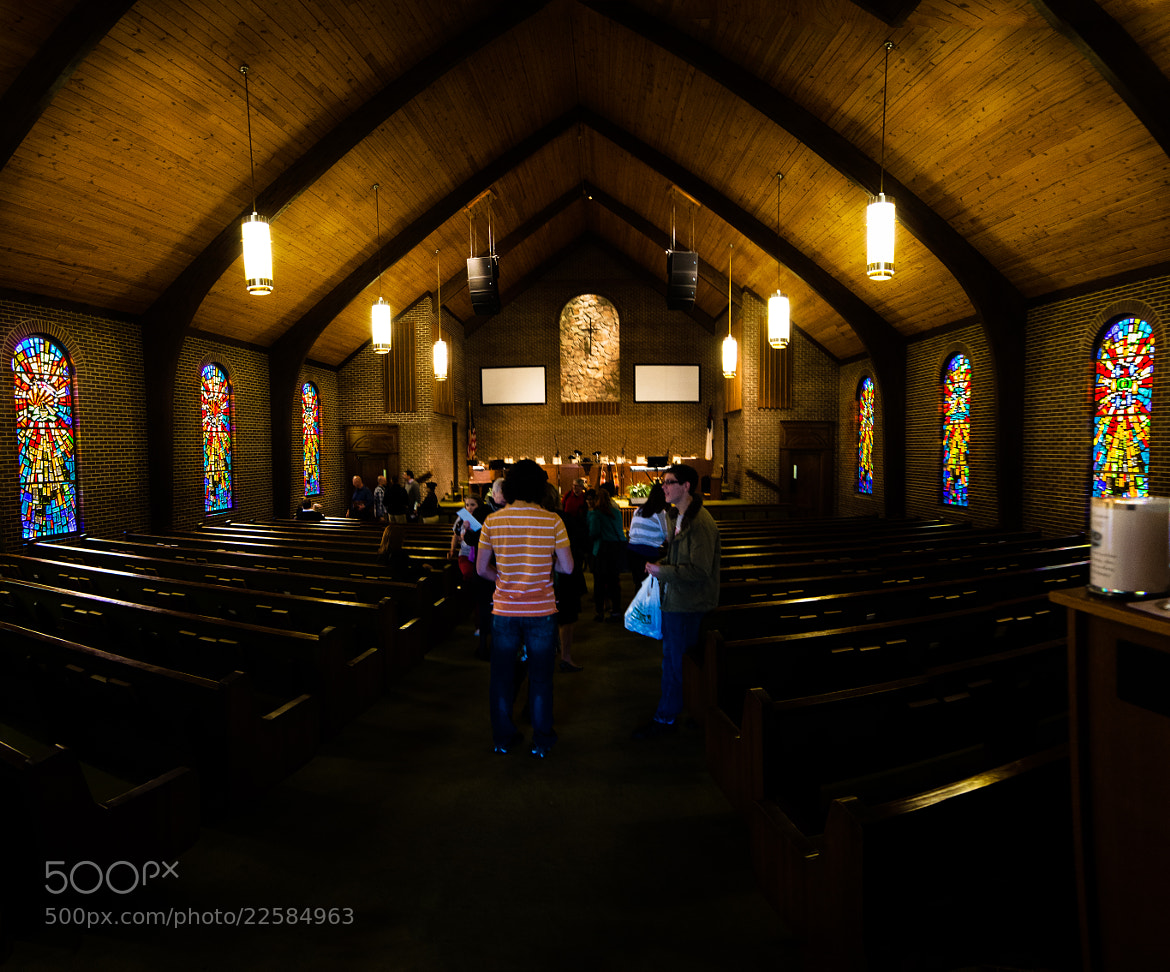 Photograph First Wesleyan Church by David Swan on 500px