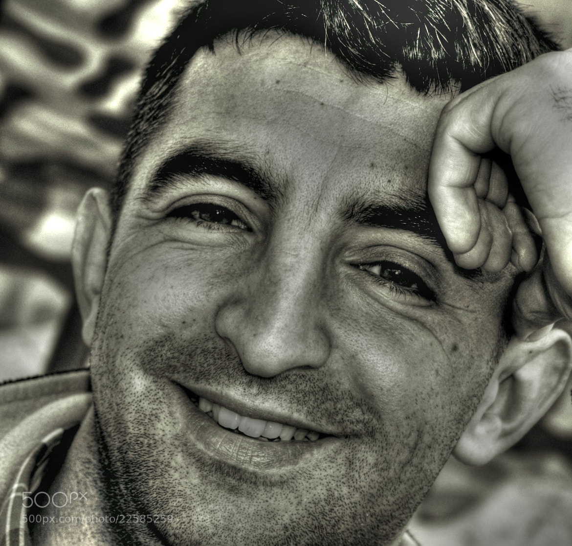 Photograph Portrait of a good friend by Sercan Sümerli on 500px