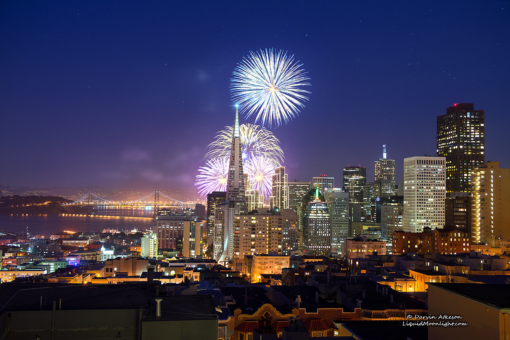 Photograph Dazzle Me San Francisco  by Darvin Atkeson on 500px