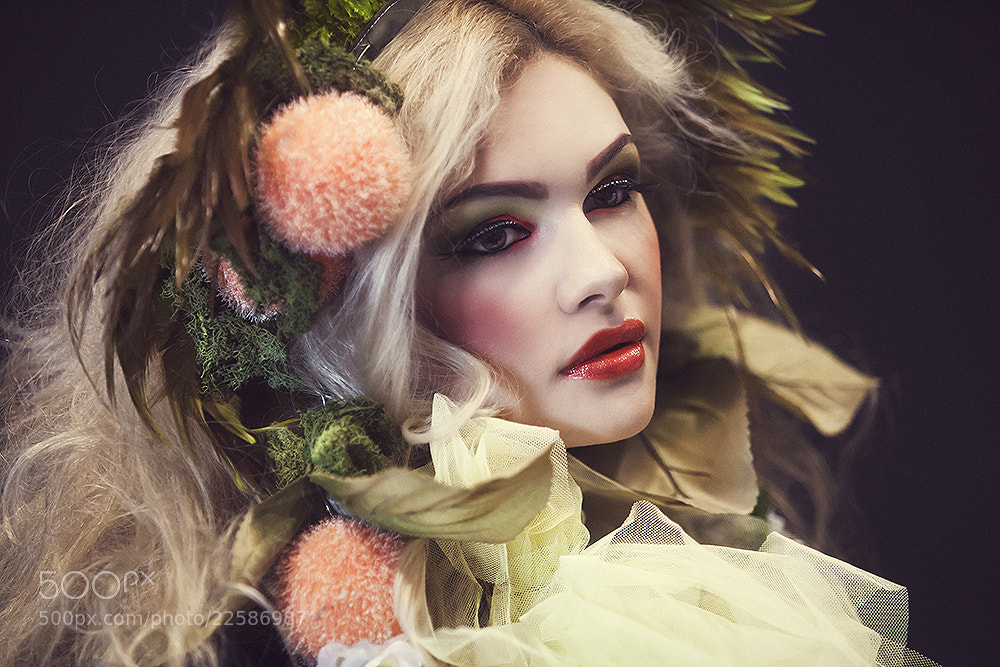 Photograph Liza by Rebeca  Saray on 500px