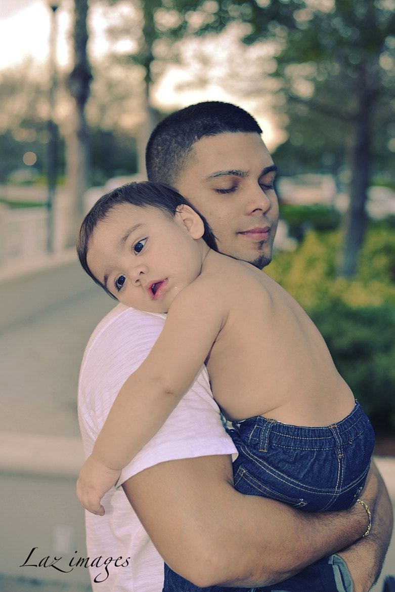 Photograph A fathers Love by Laz Rubio on 500px