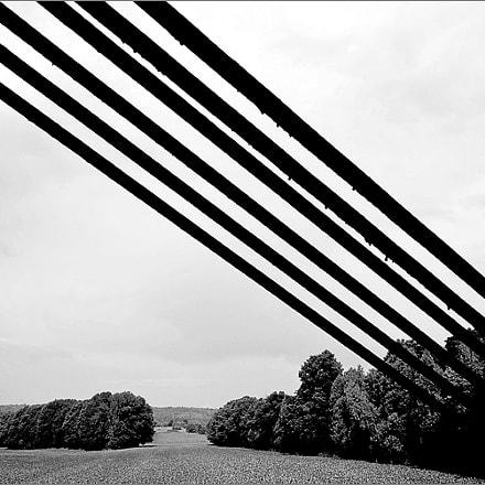 Hanging landscape