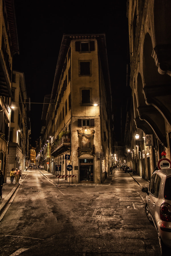 Photograph Streets in Florence by Dennis Rogers on 500px