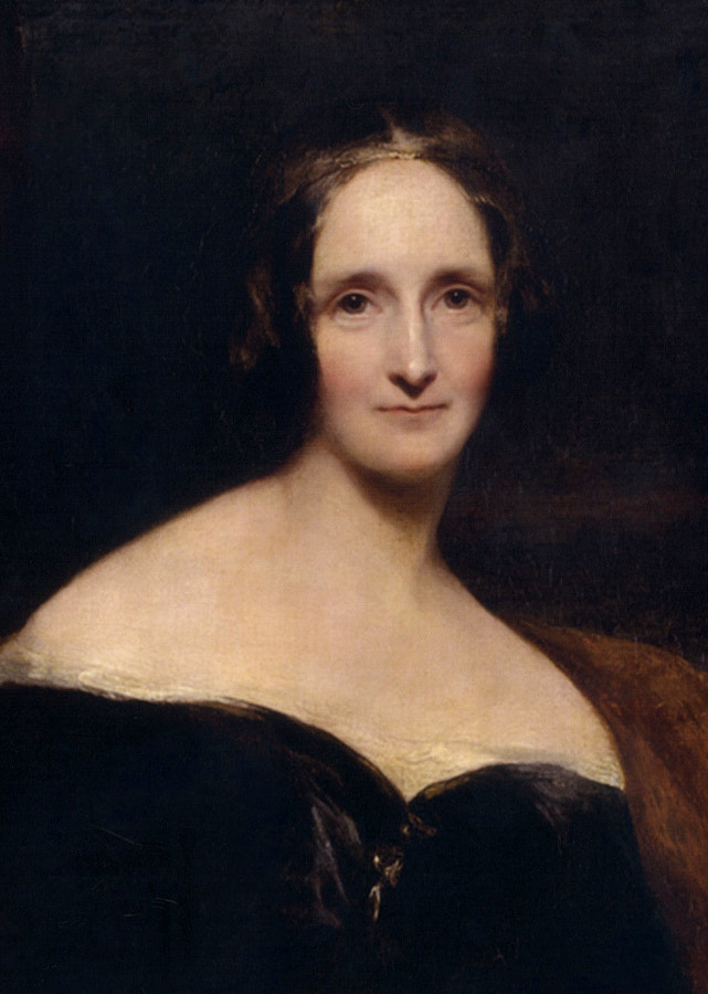Mary Shelley in London by Sandra on 500px.com
