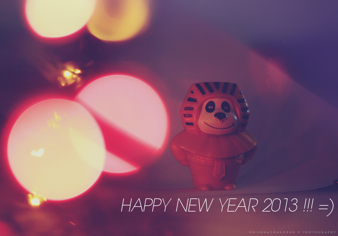 Photograph Happy New Year 2013 !!! :) by Krishnachandran U on 500px