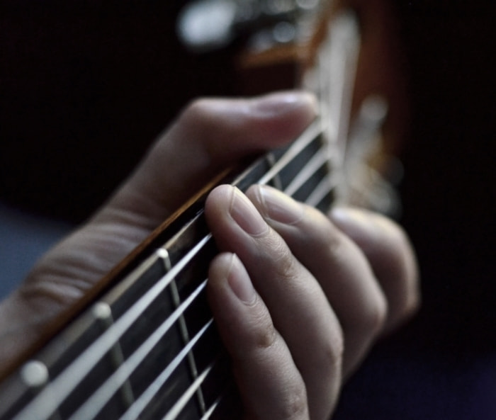 Photograph Silent guitar by Francisco Peralta on 500px