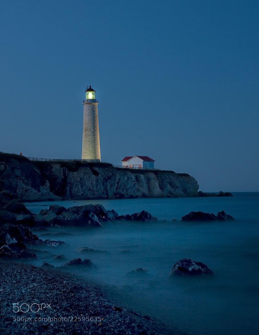 Photograph The lighthouse at Cap-des-Rosiers by Gabriel Hristea on 500px