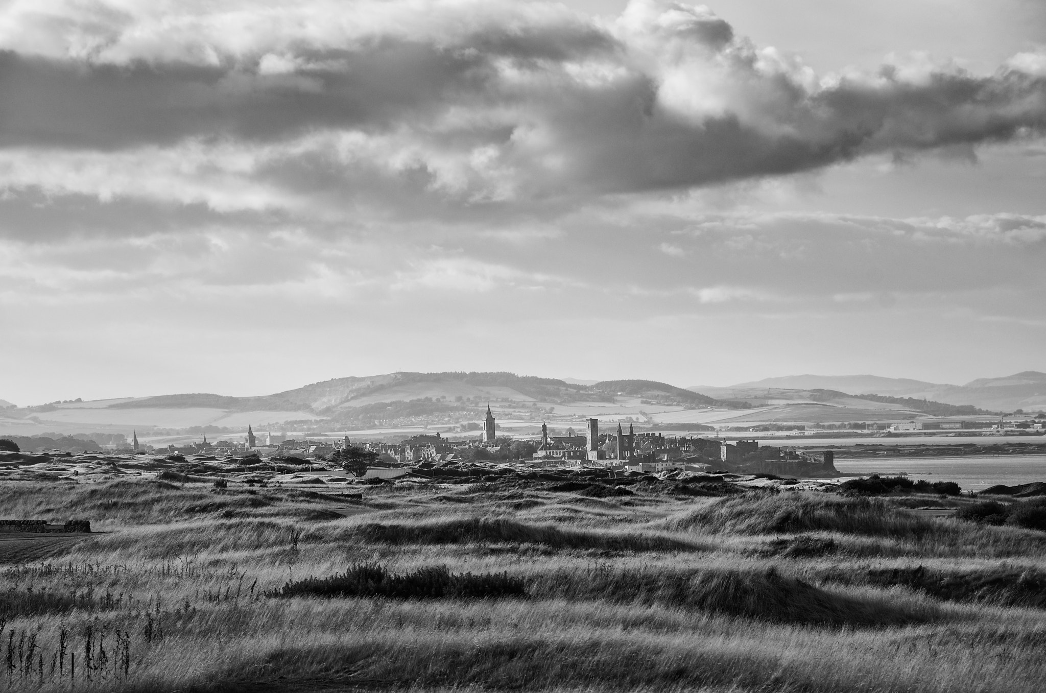 Photograph The Town of St. Andrews by Dan Goldberger on 500px