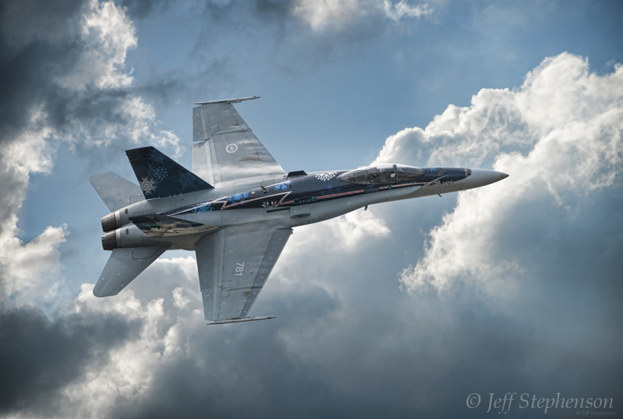 Photograph 2012 Demonstration Hornet by Jeff Stephenson on 500px
