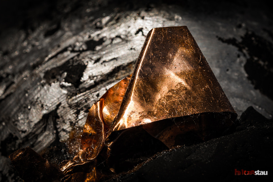 Piece of Copper by hitzestau on 500px.com