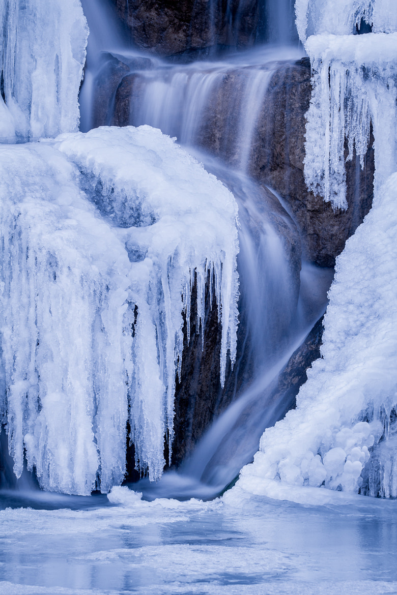 Photograph Ice Falls by Darek Markiewicz on 500px