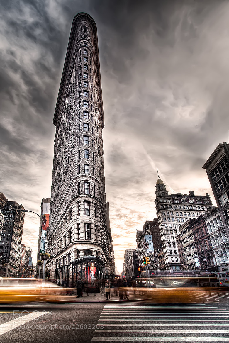 Photograph Guardian of the City by Marc Perrella on 500px