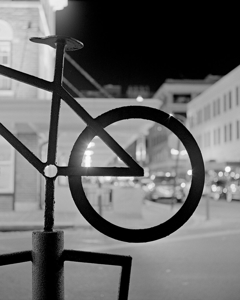 Photograph Bicycle, Downtown Roanoke by Paul Glover on 500px