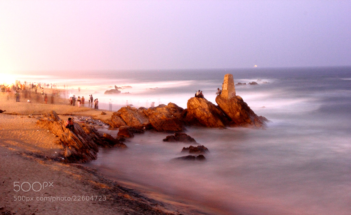 Photograph An evening in Vizag! by Vineet Singh on 500px
