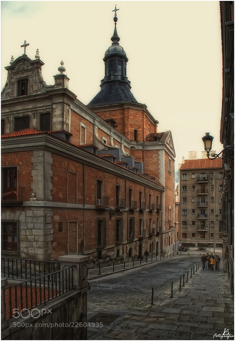Photograph Walking around Madrid (Spain) IX Series by Manuel Lancha on 500px