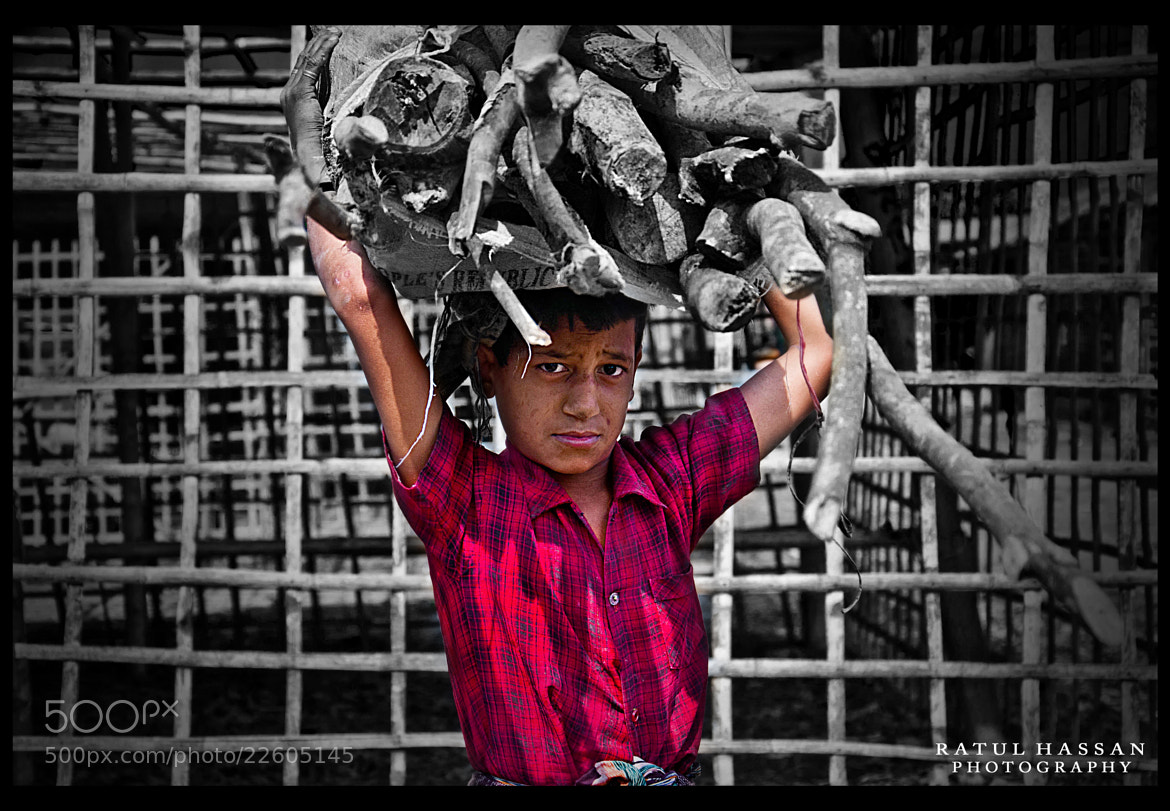Photograph Child labor should be stopped.... by Ratul Hassan on 500px