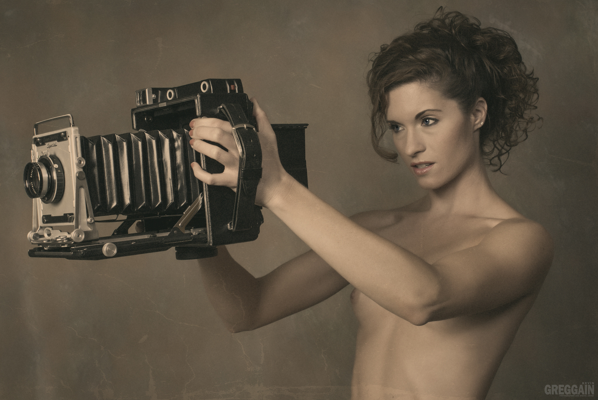 Photograph Self portraits are hard to do by Kevin Greggain on 500px