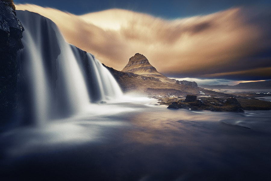 Kirkjufell by Etienne Ruff on 500px.com