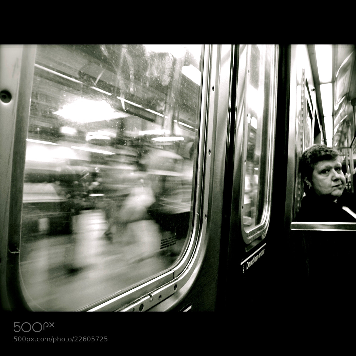 Photograph Subway by Daniel Kotz on 500px