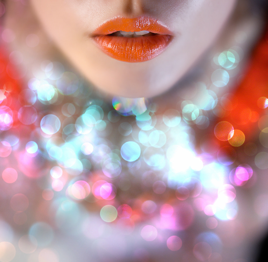 Photograph Lip&Bokeh by LightChaser .. on 500px