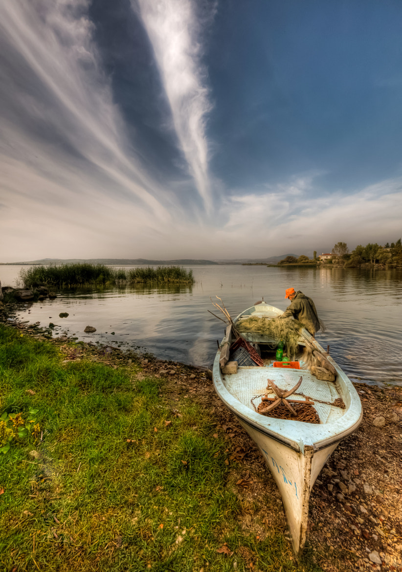 Photograph Fishing time by Nejdet Duzen on 500px