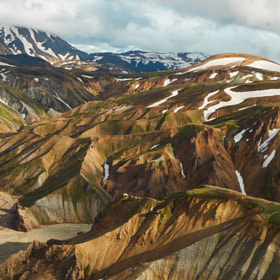 Photograph redMountains by Lukas Bachschwell