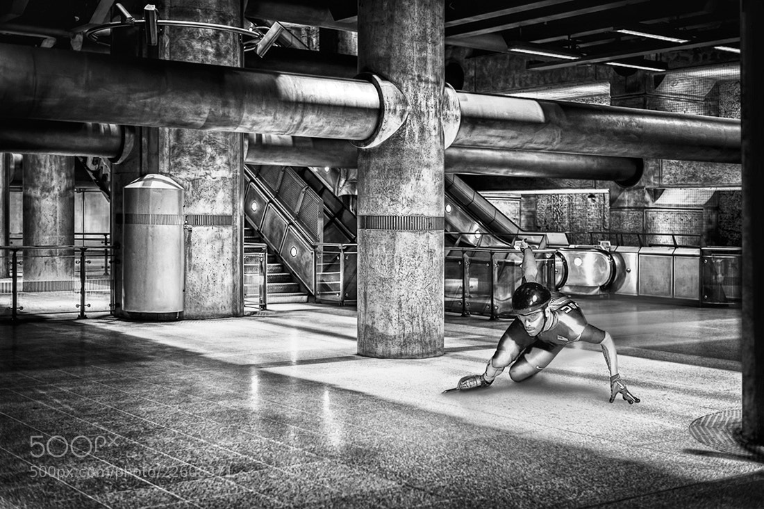 Photograph Subway Sport II by pixeldreamer  on 500px