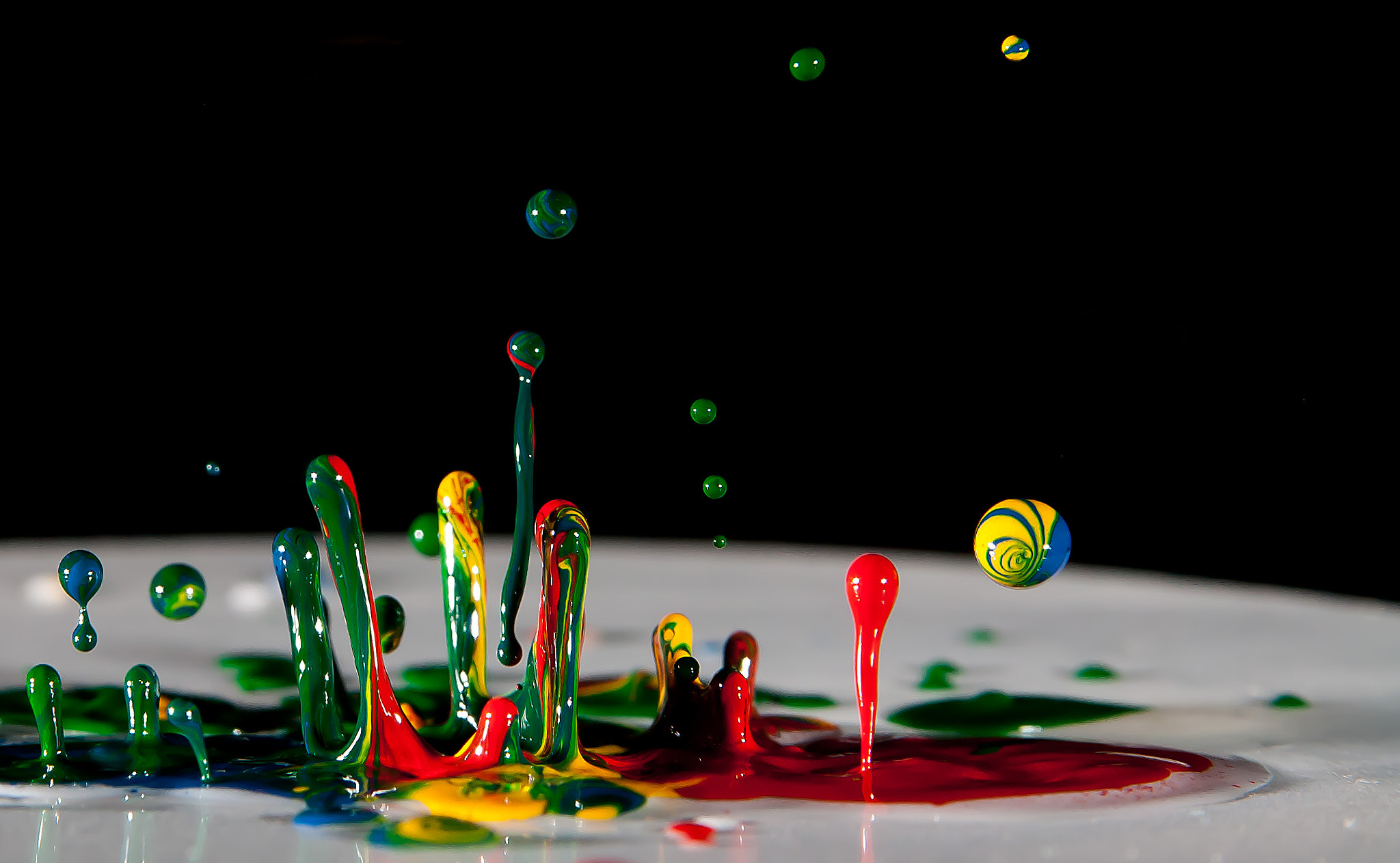 Photograph Collaboration of Colours by Oliver Ignacio on 500px