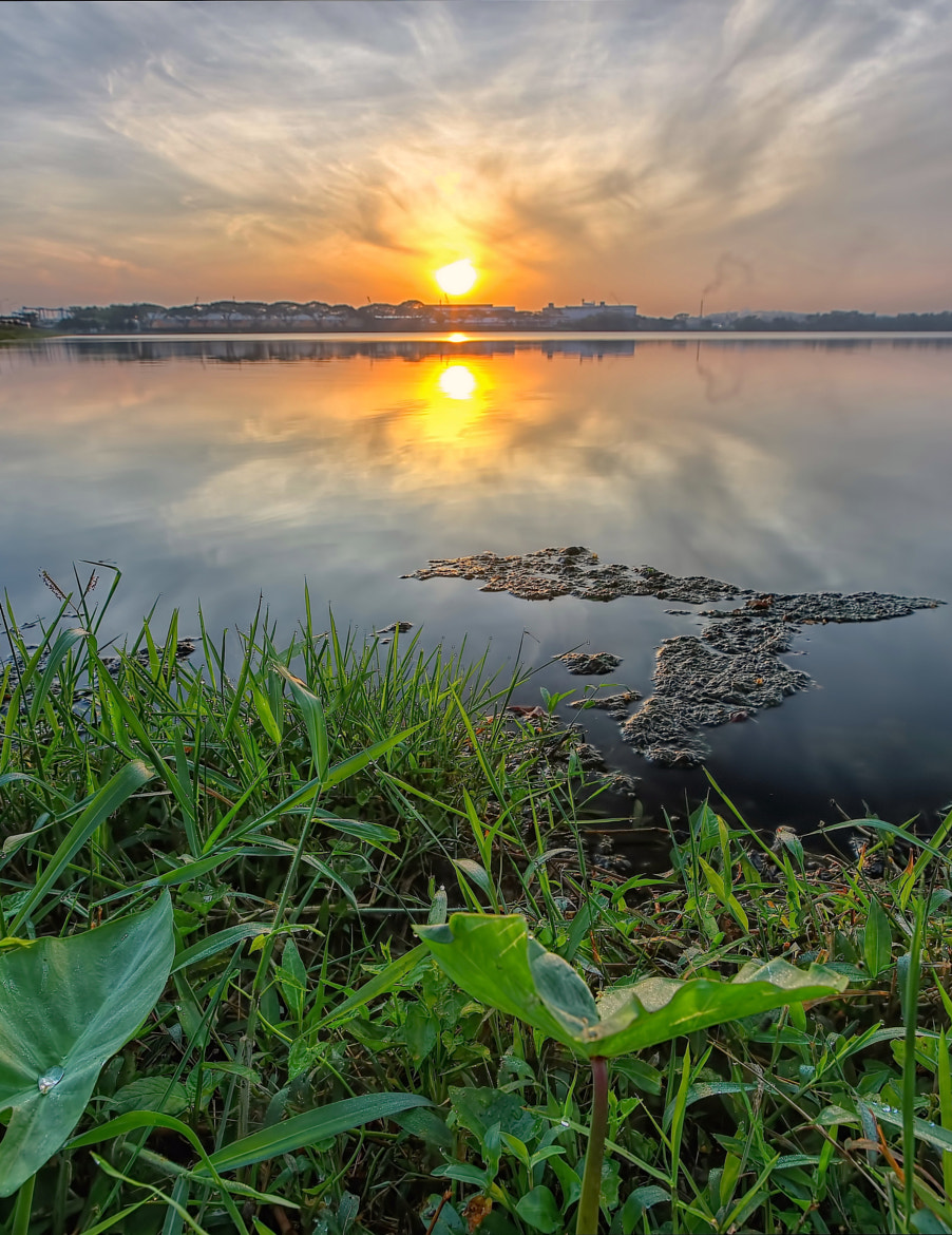 Photograph Sunrise by Vince Chong on 500px