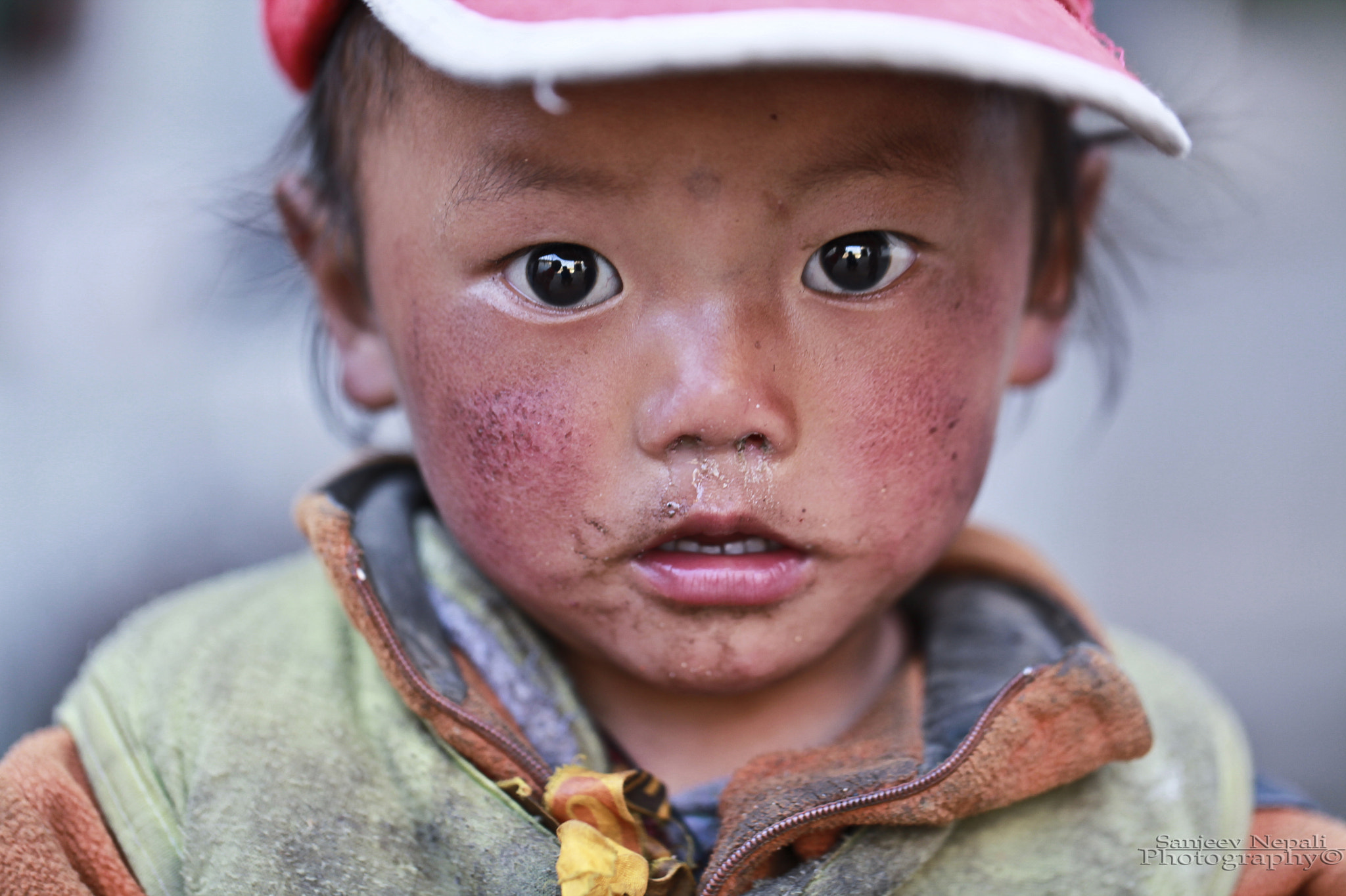 Photograph Innocence  by Sanjeev Nepali  on 500px