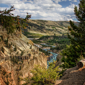 Yellowstone River by Ian McConnell (IanMcConnell)) on 500px.com