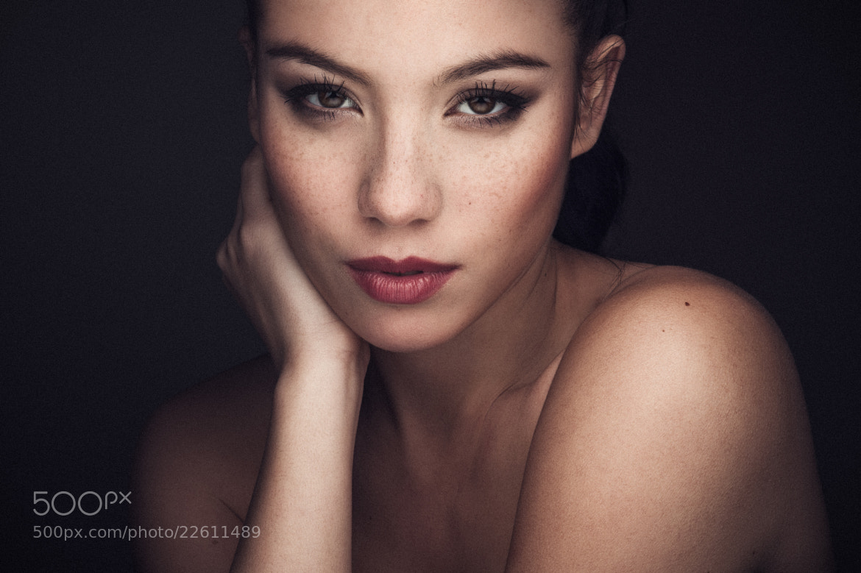 Photograph Maeva by Guennadi Ivanov-Kuhn on 500px