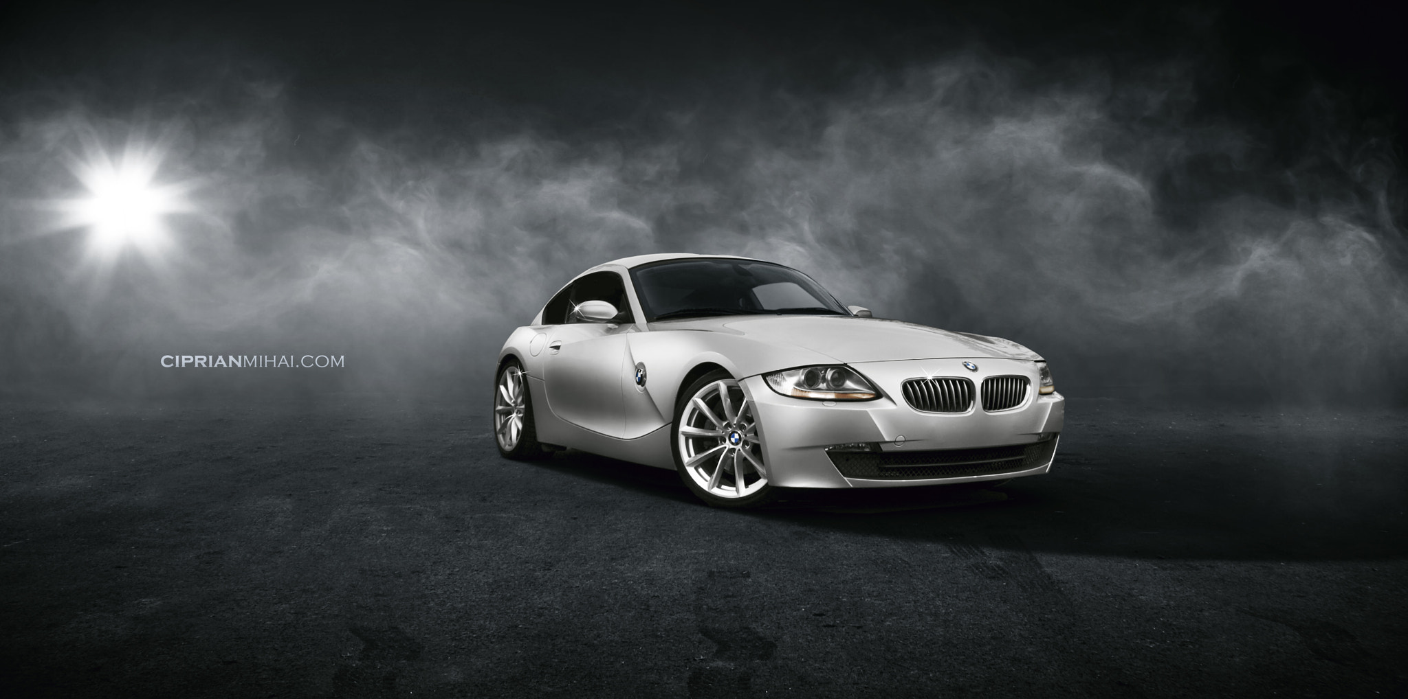 Photograph BMW Z4 Coupe by Ciprian Mihai on 500px