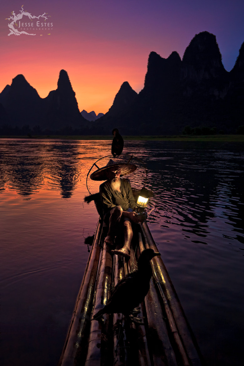 Photograph Guilin Fisherman - China by Jesse Estes on 500px