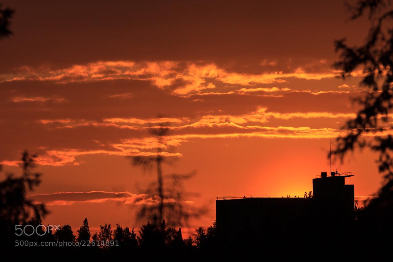 Photograph Kuopio Sunrise by Pasi Lepola on 500px