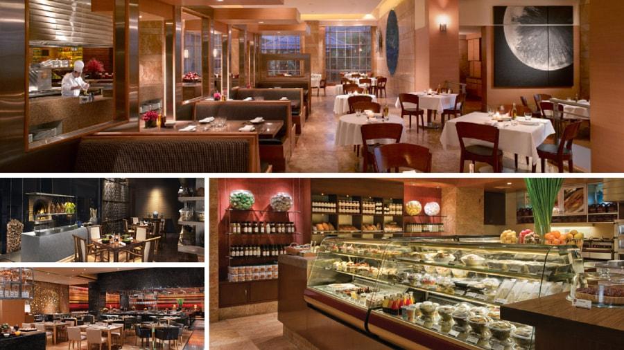 Grand Hyatt Mumbai Restaurants by Sai Karthik Reddy Mekala on 500px.com