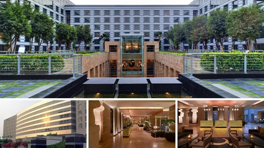 Grand Hyatt Mumbai Property by Sai Karthik Reddy Mekala on 500px.com