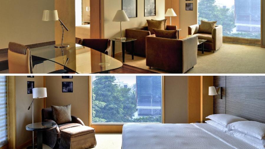 Grand Hyatt Mumbai Room by Sai Karthik Reddy Mekala on 500px.com