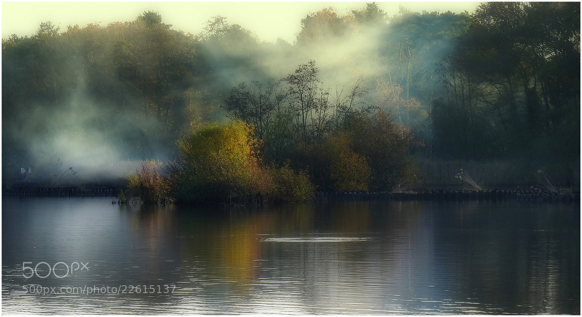 Photograph Smoke on the Water by simon smith on 500px
