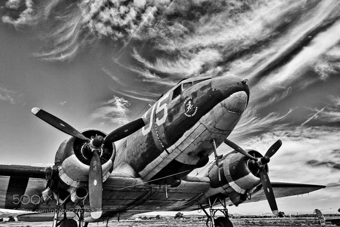 Photograph C-47 by Brian Miller on 500px