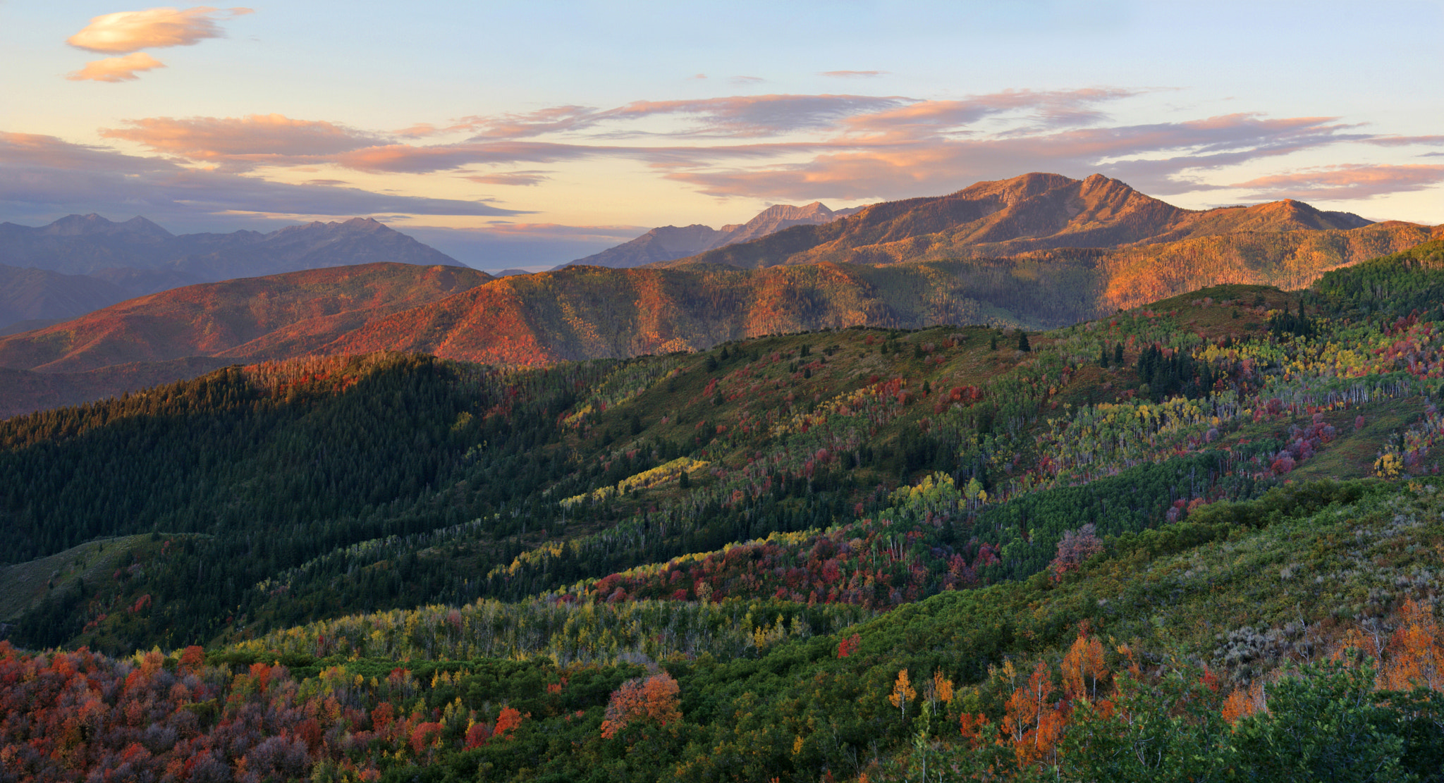 Photograph Wasatch Fall Morning by Christian Madsen on 500px