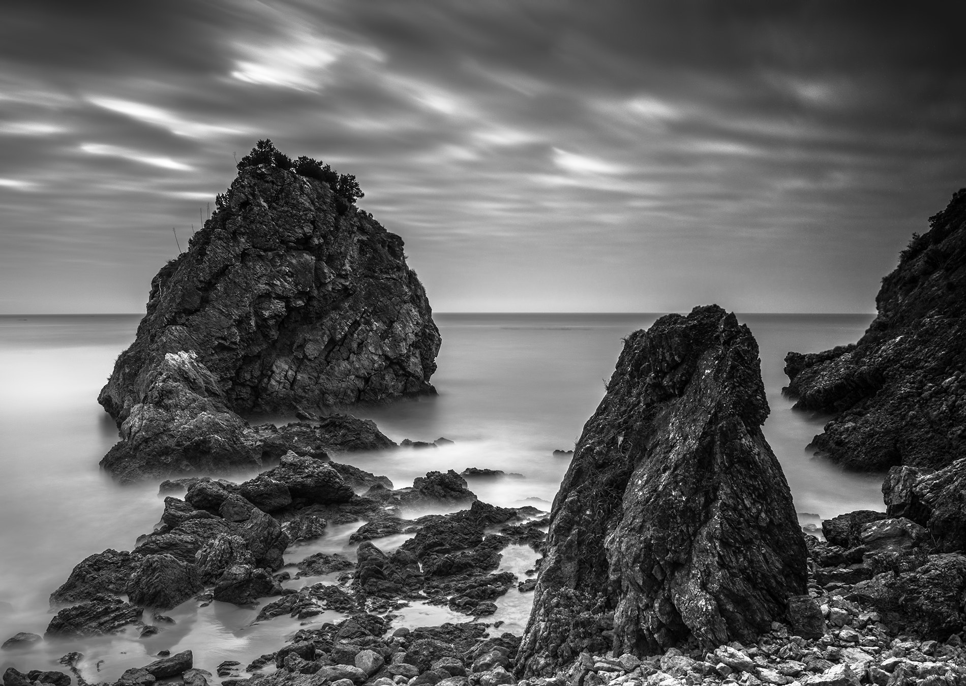 Photograph Lost paradise B/W by Emanuel Fernandes on 500px