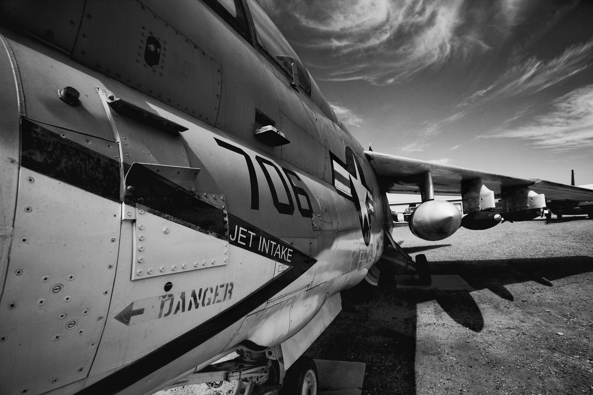 Photograph A7 Corsair II  by Brian Miller on 500px