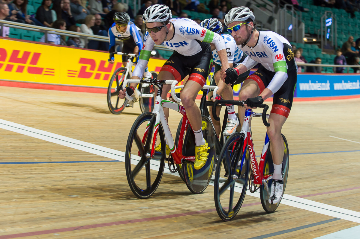 Photograph National Madison Champions 2013 by Guy Swarbrick on 500px