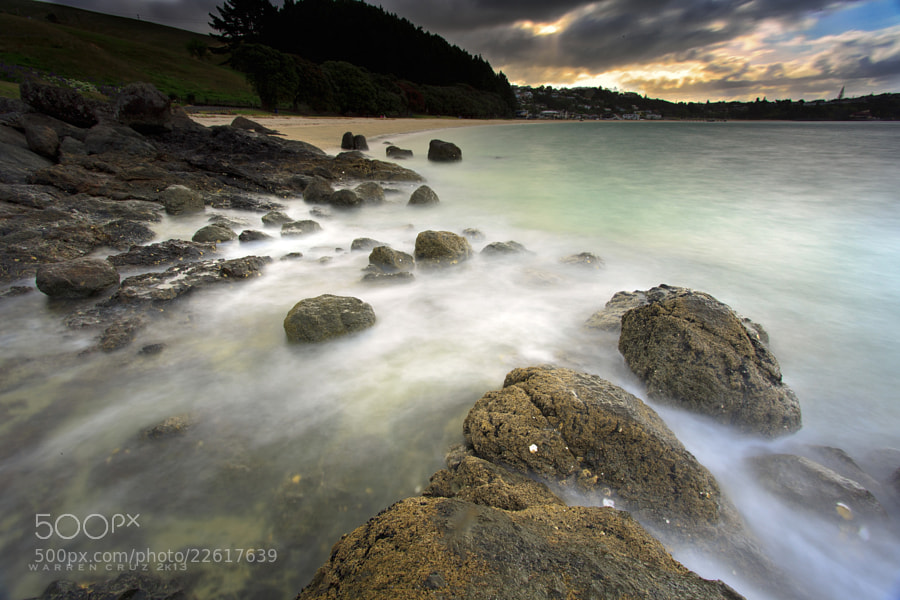 Photograph Maraetai Beach by Warren Cruz on 500px
