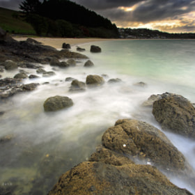 Maraetai Beach by Warren Cruz (WarrenCruz)) on 500px.com
